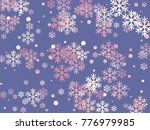 purple  blue and white...   Shutterstock .eps vector #776979985