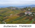 piemonte  italy castles and... | Shutterstock . vector #776980309