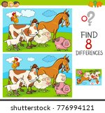 cartoon vector illustration of... | Shutterstock .eps vector #776994121