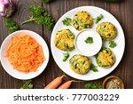 healthy food. diet vegetable... | Shutterstock . vector #777003229