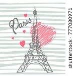 vector abstract slogan with...   Shutterstock .eps vector #777080971