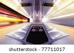 Motion Blur High Speed Train I...