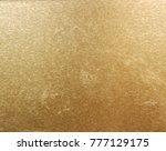 gold shiny background | Shutterstock . vector #777129175