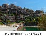 montenegro  budva   08 august ... | Shutterstock . vector #777176185