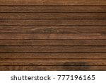 grunge wood pattern texture... | Shutterstock . vector #777196165