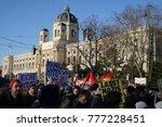 vienna  austria. 18th december... | Shutterstock . vector #777228451