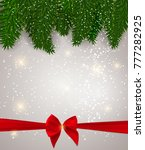 abstract beauty christmas and... | Shutterstock . vector #777282925