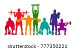 detailed vector illustration... | Shutterstock .eps vector #777350221