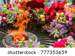 memorial to memory of unknown... | Shutterstock . vector #777353659