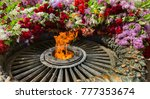 memorial to memory of unknown...   Shutterstock . vector #777353674