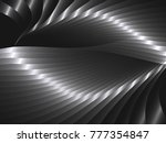 abstract background with metal... | Shutterstock .eps vector #777354847