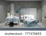 zara home shop at emquatier ... | Shutterstock . vector #777370855
