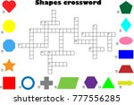 different colorful geometric... | Shutterstock .eps vector #777556285