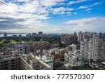 landscape of the city taipei | Shutterstock . vector #777570307