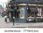 london  uk   april 23  2012 ...   Shutterstock . vector #777641161