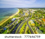 aerial view of nepean highway... | Shutterstock . vector #777646759