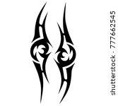 tattoo art designs. ideas of...   Shutterstock .eps vector #777662545