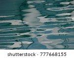 reflection in water | Shutterstock . vector #777668155
