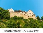 vaduz  liechtenstein   may 28 ... | Shutterstock . vector #777669199