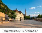old building parliament of... | Shutterstock . vector #777686557