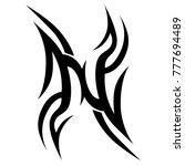 tattoo art designs. ideas of...   Shutterstock .eps vector #777694489