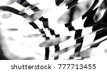 dual graph displacement  3d... | Shutterstock . vector #777713455