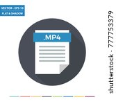 mp4 video document file format...