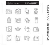 photography  photo ... | Shutterstock .eps vector #777755491