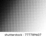 halftone background. fade... | Shutterstock .eps vector #777789607