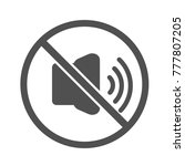 mute sound volume speaker...