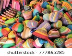bags full color | Shutterstock . vector #777865285