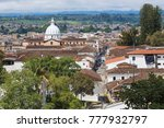 popayan  colombia   november 19 ... | Shutterstock . vector #777932797