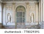 royal palace of naples  italy ...