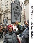 new york  ny   december 19 ... | Shutterstock . vector #778062907