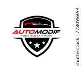 auto car logo | Shutterstock .eps vector #778098694