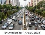 sao paulo  brazil  december 08  ... | Shutterstock . vector #778101535