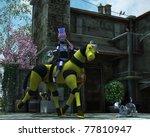Sci Fi Easter   Steampunk...