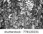metal texture with scratches... | Shutterstock . vector #778120231