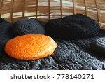 close up shot of round shape... | Shutterstock . vector #778140271