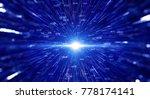 data transmission channel.... | Shutterstock . vector #778174141