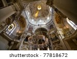 The Ceiling Of St. Nicholas...