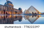 paris  france   december 08 ... | Shutterstock . vector #778222297