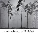natural background with a... | Shutterstock .eps vector #778273669