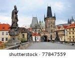 prague | Shutterstock . vector #77847559