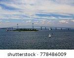 newport rhode island harbor | Shutterstock . vector #778486009