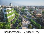 buildings and cityscape of... | Shutterstock . vector #778503199