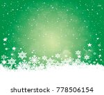 abstract christmas background... | Shutterstock .eps vector #778506154