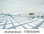 liege  belgium  may 2015. view... | Shutterstock . vector #778554595