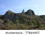 site of glue bass  department... | Shutterstock . vector #77864407