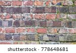 old brick wall background | Shutterstock . vector #778648681